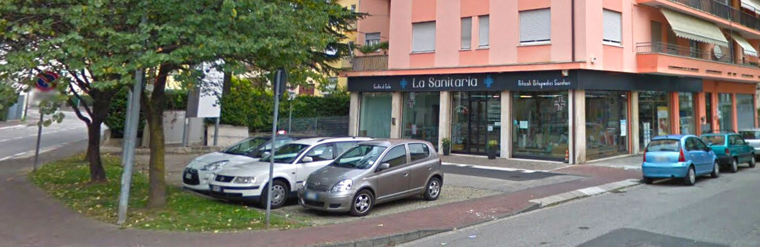Negozio La Sanitaria a Valdagno Vicenza