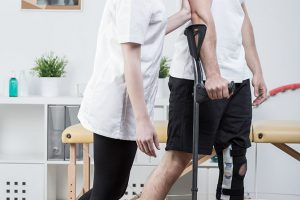 Prodotti e supporti per la riabilitazione articolare